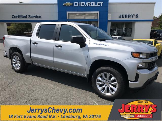 2021 Chevrolet Silverado 1500 Custom for sale in Leesburg, VA