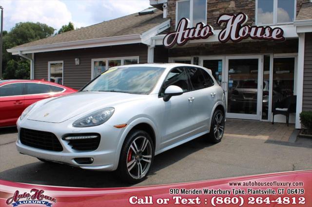 2013 Porsche Cayenne GTS for sale in Plantsville, CT