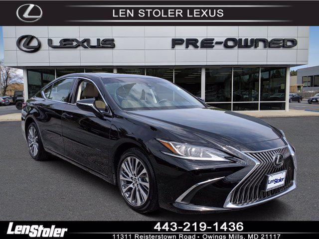 2019 Lexus ES ES 350 for sale in Owings Mills, MD