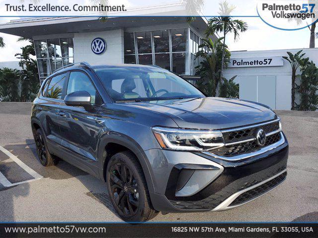 2021 Volkswagen Taos SEL for sale in Miami, FL