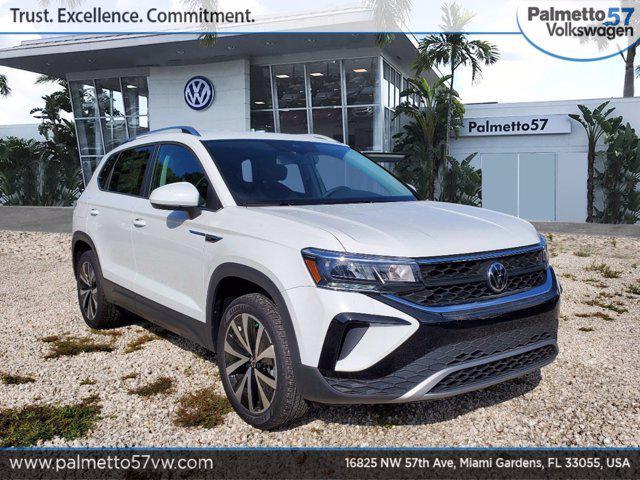 2022 Volkswagen Taos SE for sale in Miami, FL