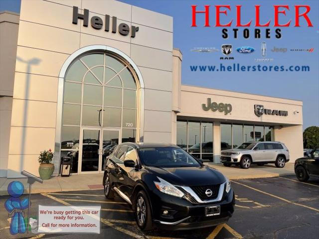 2017 Nissan Murano for sale near Pontiac, IL