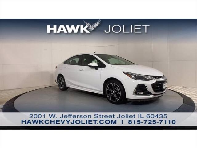 2019 Chevrolet Cruze LT for sale in Forest Park, IL