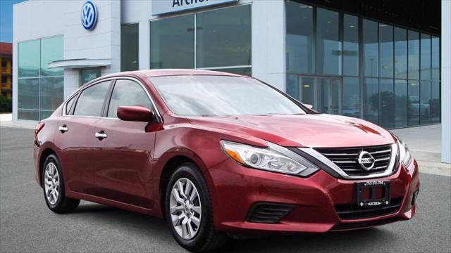 2016 Nissan Altima 2.5 for sale in Houston, TX