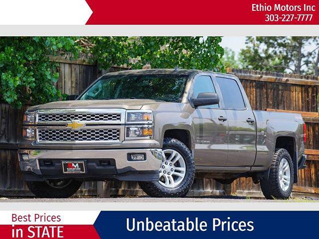 2014 Chevrolet Silverado 1500 LT for sale in Aurora, CO