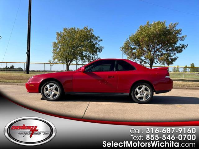 2001 Honda Prelude 2dr Cpe Manual for sale in Wichita, KS