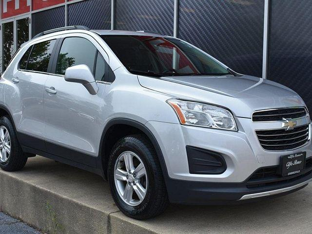 2016 Chevrolet Trax LT for sale in Strongsville, OH