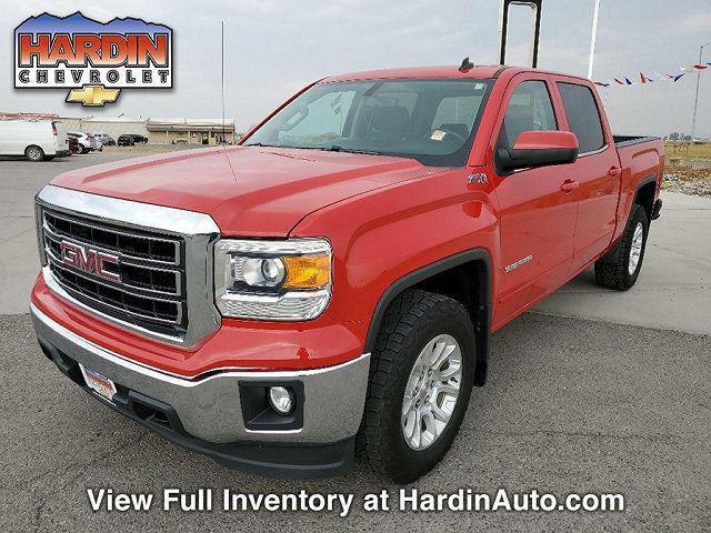 2014 GMC Sierra 1500 SLE for sale in Hardin, MT