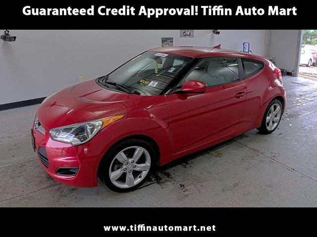 2013 Hyundai Veloster w/Gray Int for sale in Tiffin, OH