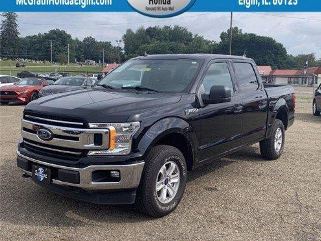 2020 Ford F-150 XLT for sale in Elgin, IL