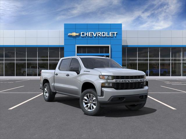 2021 Chevrolet Silverado 1500 Custom for sale in Huntington Station, NY