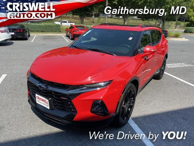 2020 Chevrolet Blazer RS for sale in Gaithersburg, MD