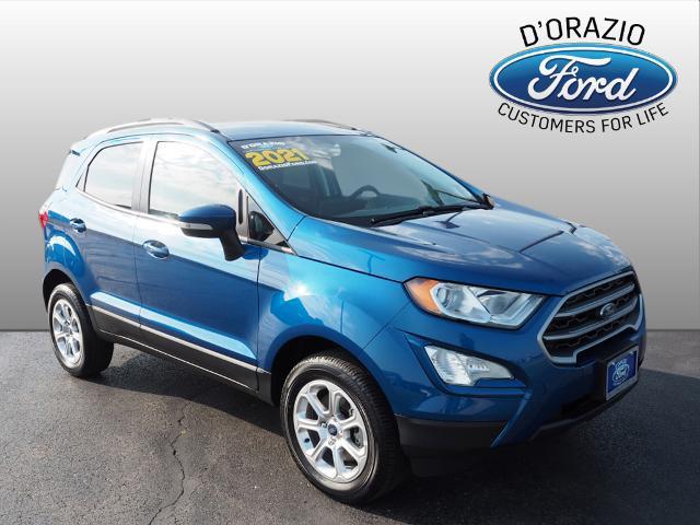 2021 Ford EcoSport SE for sale in Wilmington, IL