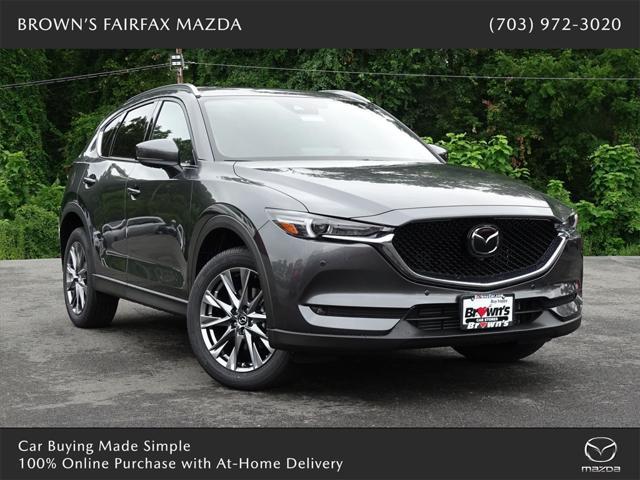 2021 Mazda CX-5 Signature for sale in Fairfax, VA