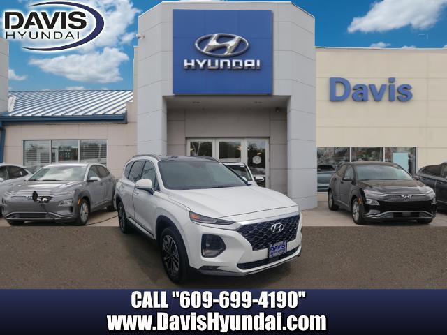2019 Hyundai Santa Fe Ultimate for sale in EWING, NJ