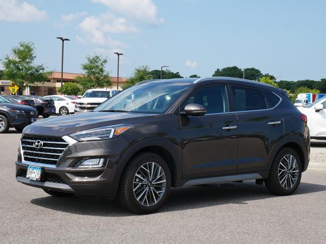 2019 Hyundai Tucson Limited for sale in MANKATO, MN
