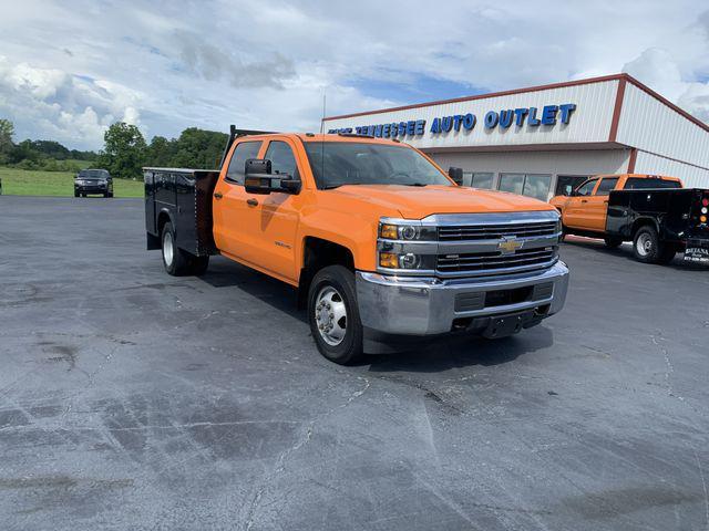 2016 Chevrolet Silverado 3500HD Work Truck for sale in Etowah, TN
