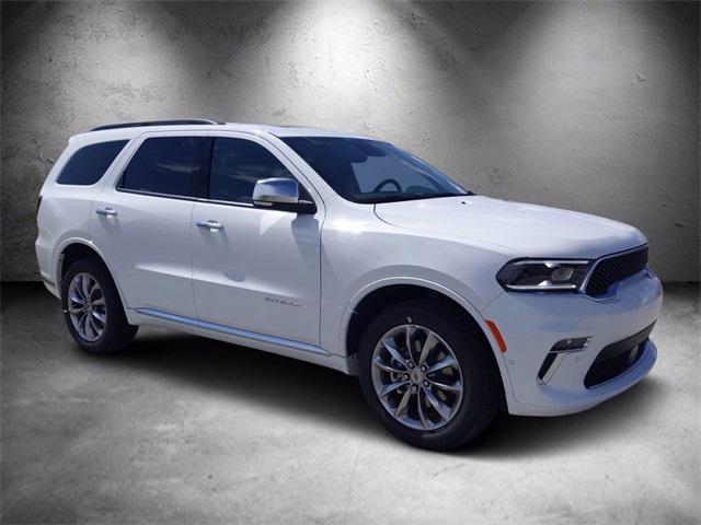 2021 Dodge Durango Citadel for sale in Lake Wales, FL