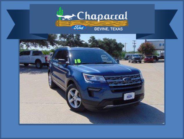 2018 Ford Explorer XLT for sale in Devine, TX