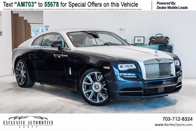 2019 Rolls-Royce Wraith Coupe for sale in Vienna, VA