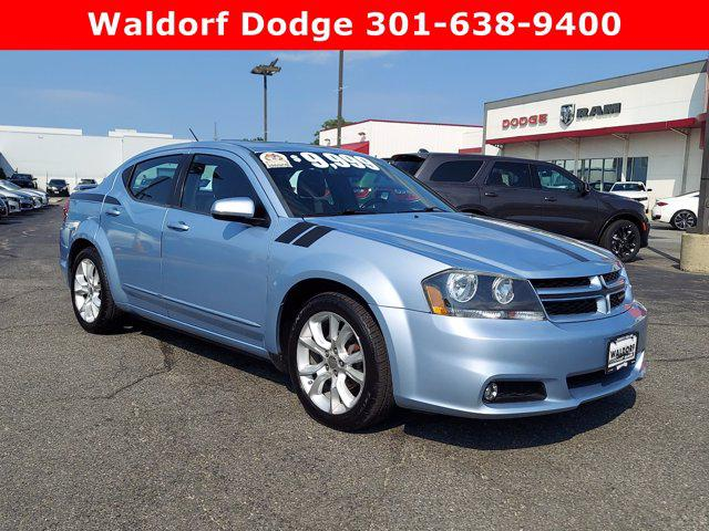 2013 Dodge Avenger R/T for sale in Waldorf, MD