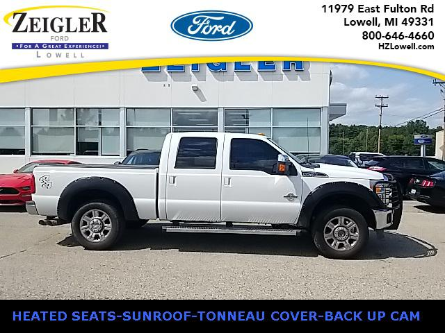2012 Ford F-250 Lariat/King Ranch for sale in Schaumburg, IL