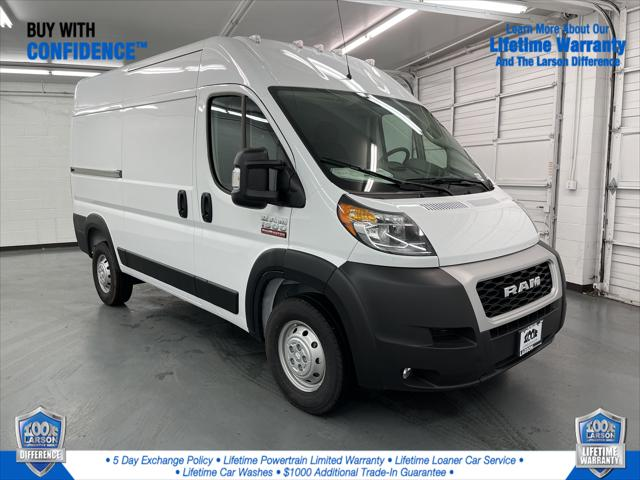 """2021 Ram ProMaster® 1500 High Roof 136"""" WB for sale in Puyallup, WA"""