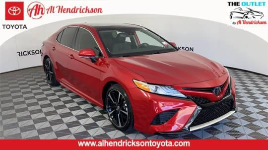 2020 Toyota Camry XSE V6 for sale in Coconut Creek, FL