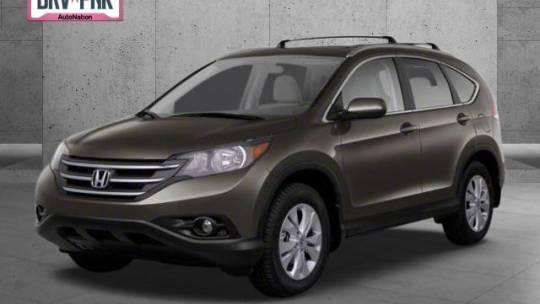 2012 Honda CR-V EX-L for sale in Johnson City, TN