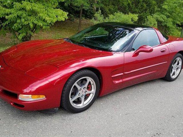 2004 Chevrolet Corvette 2dr Cpe for sale in Manassas, VA