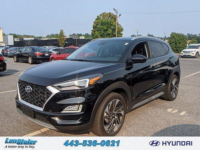 2019 Hyundai Tucson Sport for sale in Owings Mills, MD