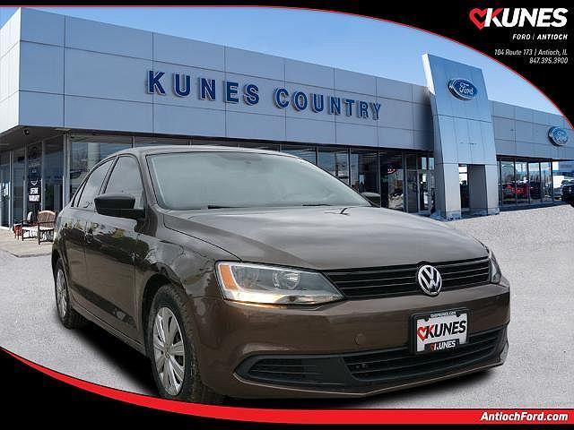 2013 Volkswagen Jetta Sedan S for sale in Antioch, IL
