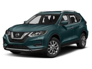 2017 Nissan Rogue S for sale in MIDLAND, TX