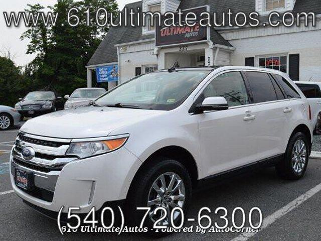 2014 Ford Edge Limited for sale in Stafford, VA
