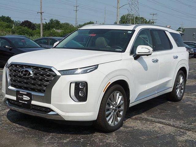 2020 Hyundai Palisade Limited for sale in Highland Park, IL