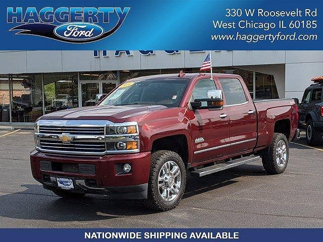 2016 Chevrolet Silverado 2500HD High Country for sale in West Chicago, IL