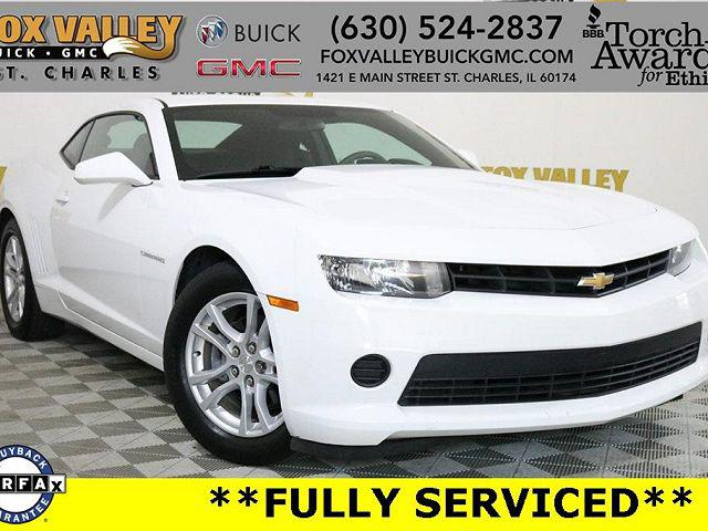2015 Chevrolet Camaro LS for sale in Saint Charles, IL