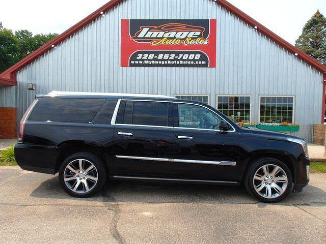 2015 Cadillac Escalade ESV Premium for sale in Alexandria, MN