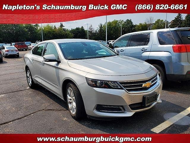 2018 Chevrolet Impala LT for sale in Schaumburg, IL