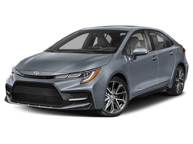2020 Toyota Corolla XSE for sale in Chicago, IL