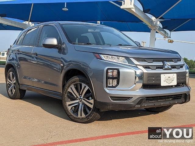 2020 Mitsubishi Outlander Sport ES 2.0/SP 2.0/Black Edition 2.0 for sale in Sherman, TX