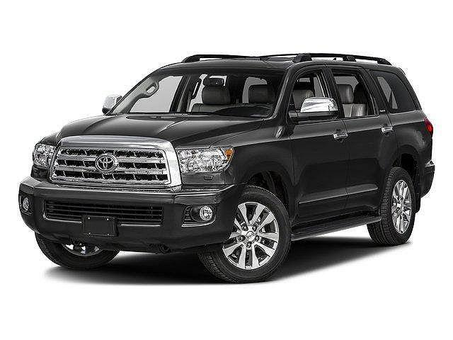 2017 Toyota Sequoia Platinum for sale in Vadnais Heights, MN