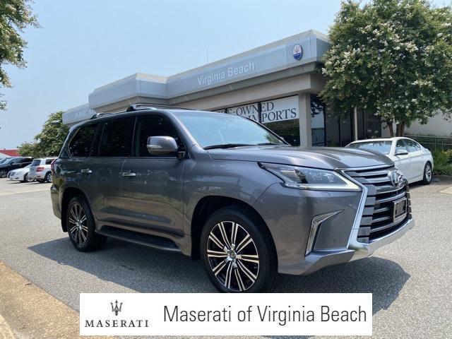 2019 Lexus LX LX 570 for sale in Virginia Beach, VA