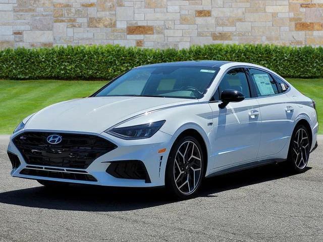 2021 Hyundai Sonata N Line for sale in Leesburg, VA