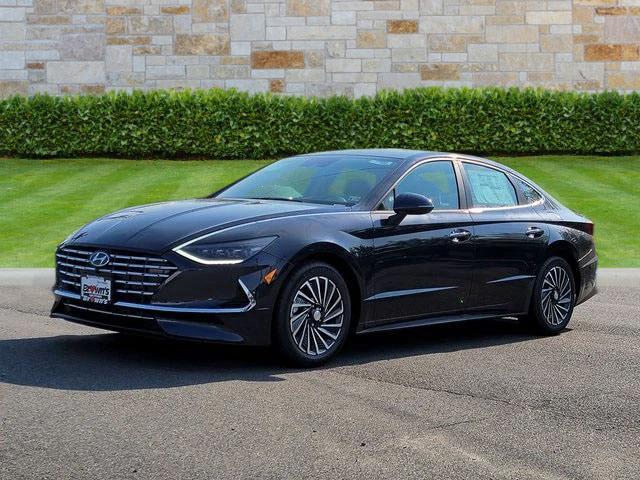 2021 Hyundai Sonata Hybrid Limited for sale near Leesburg, VA