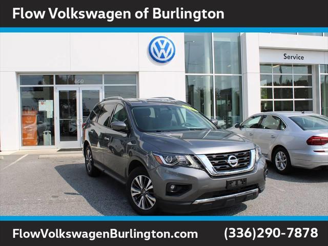 2017 Nissan Pathfinder SV for sale in Burlington, NC