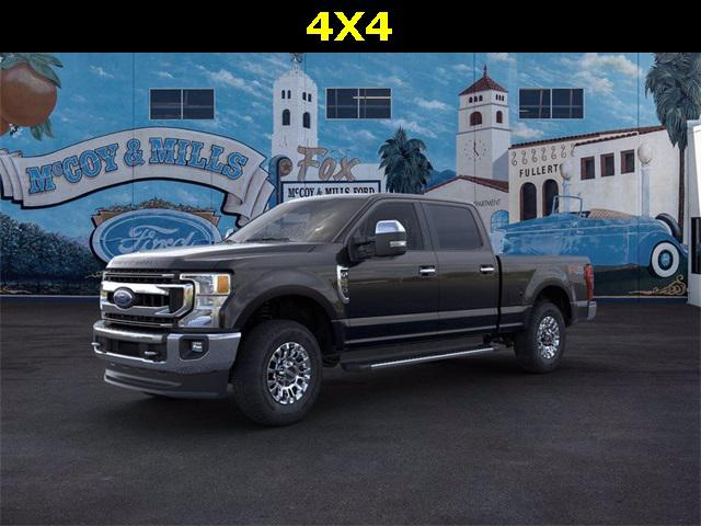 2021 Ford F-250 XLT for sale in Fullerton, CA