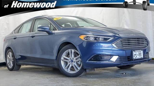 2018 Ford Fusion SE for sale in Homewood, IL