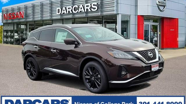 2021 Nissan Murano Platinum for sale in College Park, MD