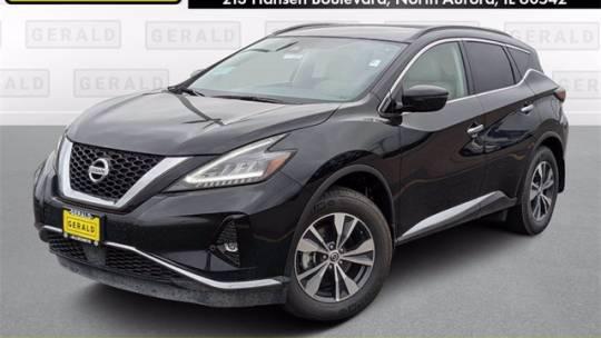 2021 Nissan Murano SV for sale in North Aurora, IL